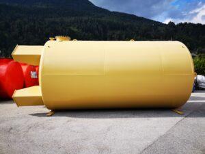 serbatoio silos verticale
